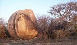Olivedos - Pedra do índio - Fotos Joaquim Aníbal Rocha Neto