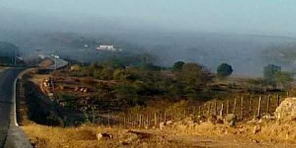 Imagens da cidade de Olivedos - PB
