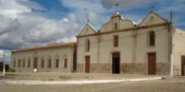 Igreja São José e o teatro Pe. Ibiapina, Por Ângela maria Leite Aires