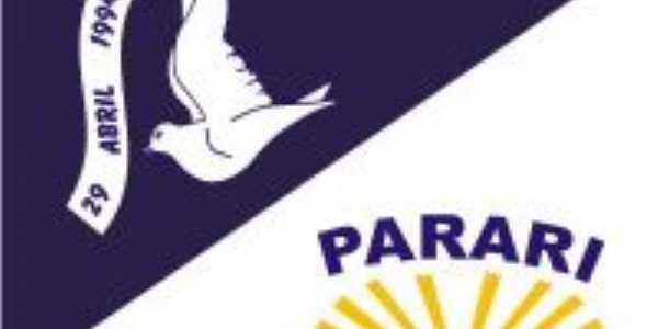 Bandeira do município, Por Ângela maria Leite Aires