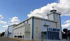 Patos - Igreja de N.Sra.de F�tima em Patos-PB-Foto:Walter Leite