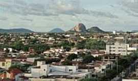 Patos - Vista parcial da cidade de Patos-Foto:Walter Leite