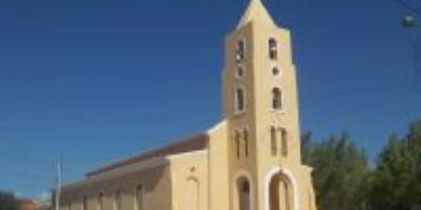 Igreja Matriz de São José, Por Salomão Laurentino