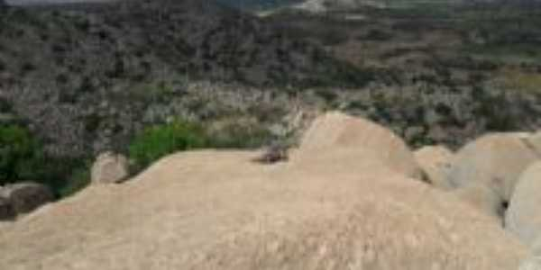 Vista da Serra Capoeira, Por Geovany Fortunato