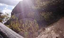 Pedra Lavrada - Natureza