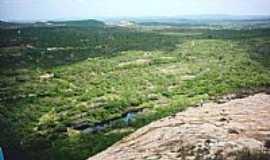 Pedra Lavrada - Serra das Flores