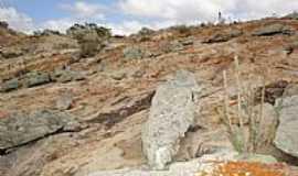 Pedra Lavrada - S�tio Arqueol�gico