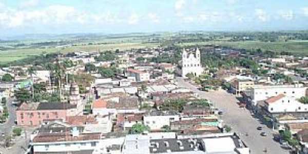 Imagens da cidade de Pedras de Fogo - PB