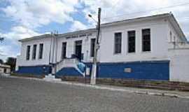 Piancó - Grupo Escolar Adhemar Leite em Piancó-PB-Foto:GustavoFarias