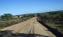 Piancó - Estrada indo para Aguiar em Piancó-PB-Foto:Aderbal Nunes