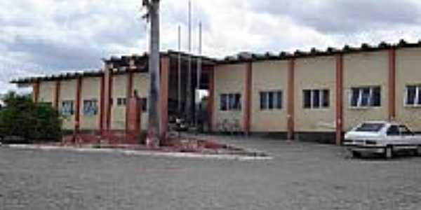Terminal Rodovi�rio em Pianc�-PB-Foto:GustavoFarias