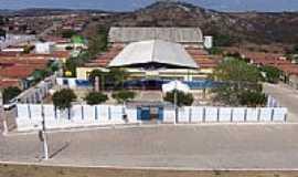 Picu� - Escola Cenecista em Picu�-PB-Foto:Antonio Carlos Burit�