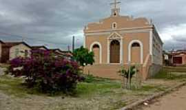 Pilar - Pilar-PB-Pequena Igreja-Foto:Celso Mesquita