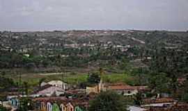 Pilar - Pilar-PB-Vista parcial da cidade-Foto:Celso Mesquita