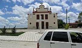 Caraípe - Igreja Matriz de Caraípe-BA-Foto:vilacaraipe.