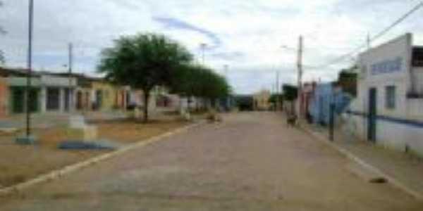 Avenida em Pindurão, Por Ana