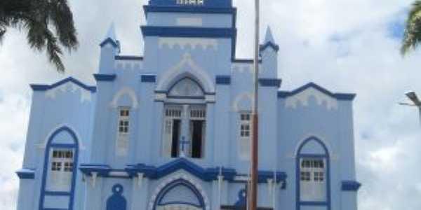 Igreja matriz, Por Fátima Pereira