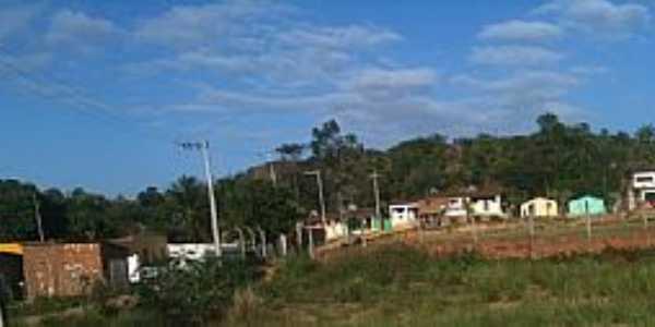 Pitanga da Estrada-PB-Vista do Distrito-Foto:Claudio Pinto
