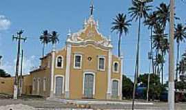 Pitimbu - Igreja em Pitimbu-PB-Foto:Ten Rech