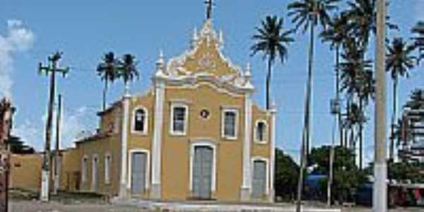 Igreja em Pitimbu-PB-Foto:Ten Rech