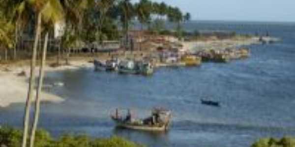 Praia da Pontinha - Aca� - Pitimbu - PB, Por Vereador ZICO