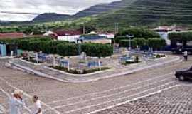 Poço Dantas - Praça principal