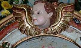 Pombal - Detalhe do interior da Igreja de N.Sra.do Ros�rio em Pombal-PB-Foto:merit_neit
