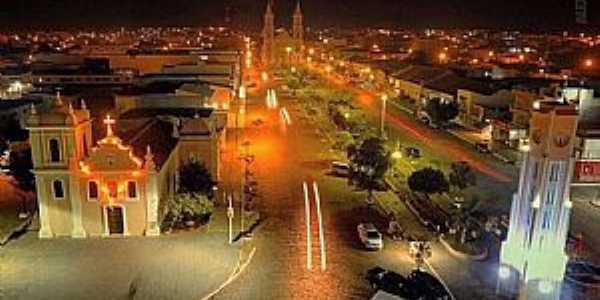 Imagens da cidade de Pombal - PB