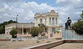 Princesa Isabel - Praça do Palacete em Princesa Isabel-Foto:Luis Bruno Galvao Gu…