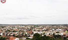 Queimadas - Queimadas PB - Vista da Pedra do Touro - Foto Silvano Silva