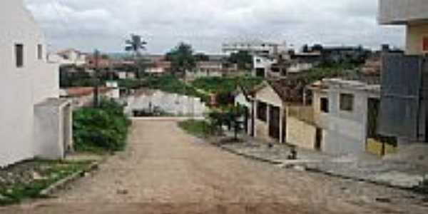 Rua Manoel Francisco dos Santos