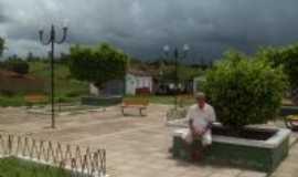 Riachão do Poço - praça, Por andre antonio de santana