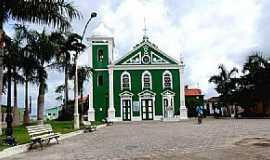 Caravelas - Caravelas-BA-Igreja de Santo Antônio-Foto:Eu Amo Ipatinga