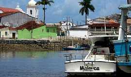 Caravelas - Caravelas-BA-Porto da cidade-Foto:Turismo - Cultura Mix