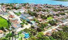 Caravelas - Caravelas-BA-Vista aérea do centro-Foto:Pontos Turísticos Brasil