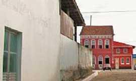 Caravelas - Rua do centro histórico em Caravelas-BA-Foto:Alberto Alves