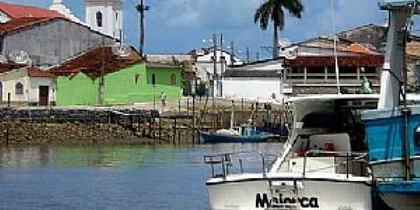 Caravelas-BA-Porto da cidade-Foto:Turismo - Cultura Mix