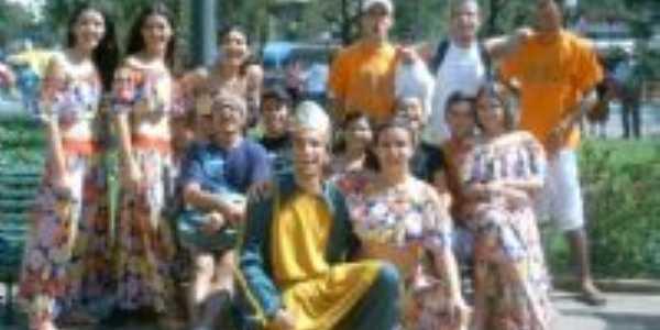 caisca (em 2003), Por walace araujo