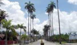 Rio Tinto - Entrada da cidade , Por Mailton Targino da Silva