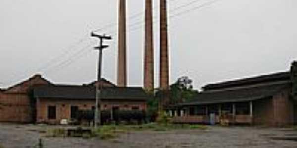 Antiga Fábrica de Tecidos em Rio Tinto-PB-Foto:ppedrofreitas