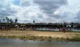 Salgado de São Félix - Adutora Acauã. Ponte que irá interligar as cidades Salgado e Mogeiro, Por Ricardo Jeronimo