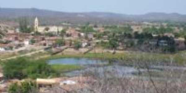 Vista da cidade-Foto:mauricelio sarmento de sousa