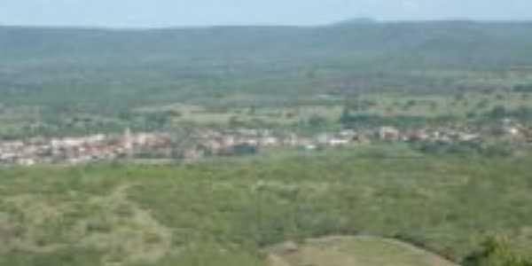 Vista da Serra do Moralim-Foto:mauricelio sarmento de sousa