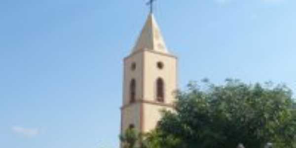 Torre da Igreja Matriz-Foto:mauricelio sarmento de sousa