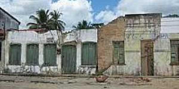 Ruinas em Cardeal da Silva-Foto:flickr.com