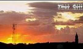 Santa Helena - Por do Sol-Foto:tiagocorreia