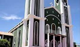 Santa Luzia - Santa Luzia-PB-Igreja de Santa Luzia-Foto:Egberto Araújo