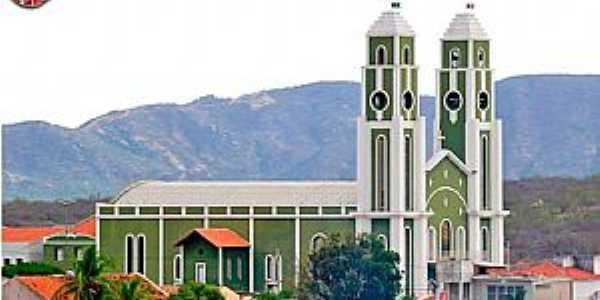Imagens da Cidade de Santa Luzia - PB