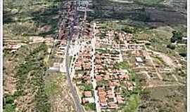 Santa Teresinha - Vista aérea de Santa Teresinha-PB-Foto:portalsantateresinhapb.