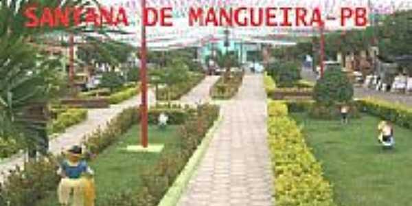 Praça da Matriz-Foto:zélaurentino
